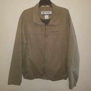 Columbia Men's Zip Up Jacket
